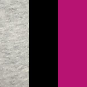 Women's Bikini Underwear: Pink/Gray/Navy Calvin Klein 3-Pack Carousel Bikini - QD3588