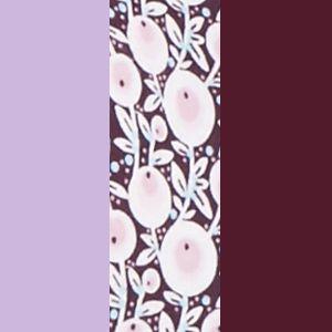 Purple Plus Size Panties: Plum Assortment Jockey Elance Stretch Hipster 3-Pack - 1551
