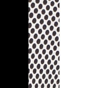 Plus Size Lingerie: Brief: Black Dot Assortment Jockey 3 Pack Super Soft Elance Brief - 2073