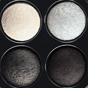 Powder Eyeshadow: A Waft Of  Grey MAC Mineralize Eye Shadow x4