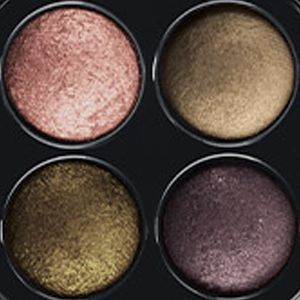 Powder Eyeshadow: A Harvest  Of Greens MAC Mineralize Eye Shadow x4