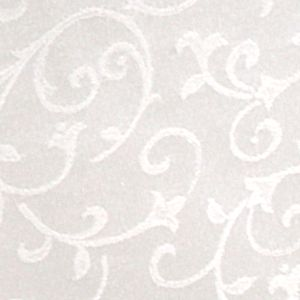 Discount Table Linens: White Lenox OPAL INNOCENCE