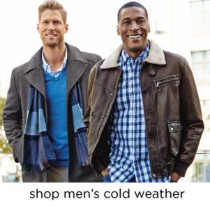 Shop men's cold weather