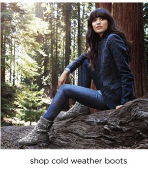 Shop cold weather boots