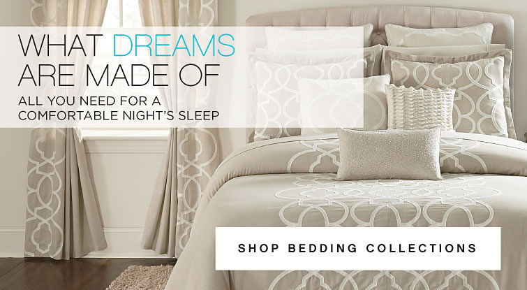 shop bedding collection