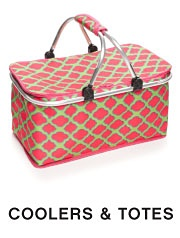 Coolers And Totes