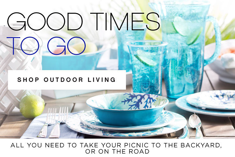 Good Times To Go Shop Outdoor Living