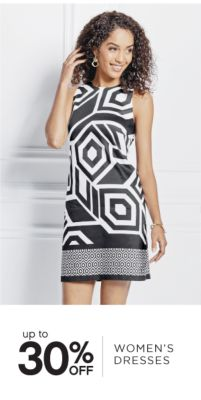 up to 30% OFF WOMEN'S DRESSES