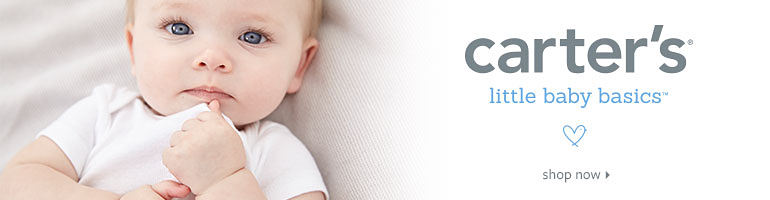carter's little baby basics™ | shop now