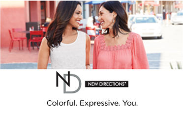 New Directions® Colorful. Expressive. You.