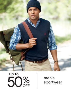 Up to 50% Off Mens Sportswear
