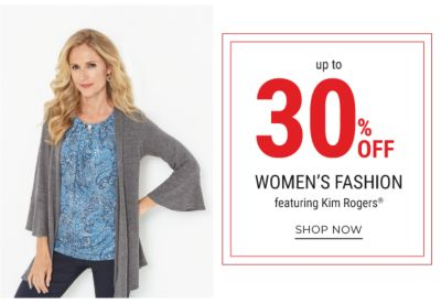 up to 30% womens fashion