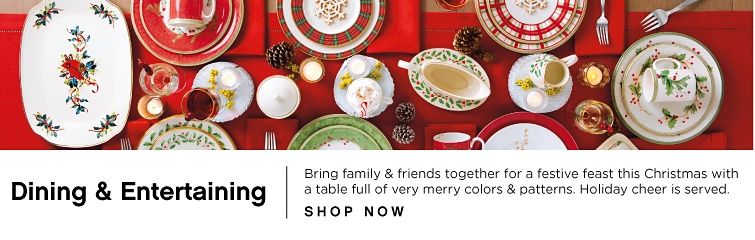 Dining & Entertaining | Shop Now