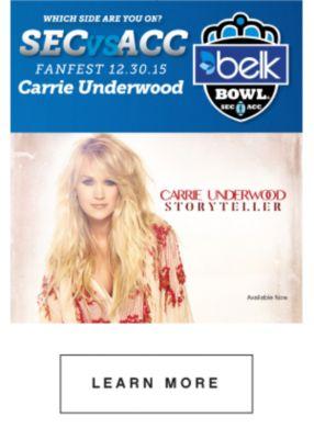Carrie Underwood Story Teller