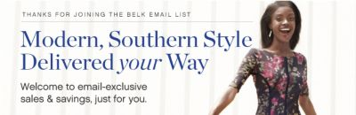 Modern Southern Style Delivered Your Way