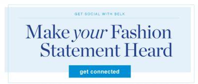 Make Your Fashion Statement Heard