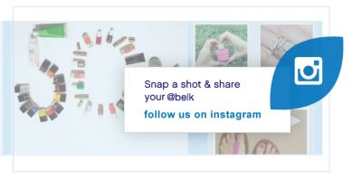 Snap a shot & share your @belk