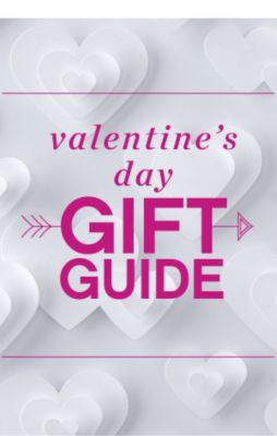 valentine's day | GIFT GUIDE