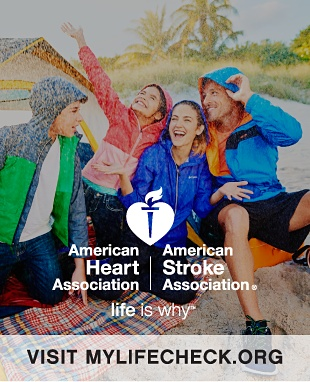 American Heart Assocation | American Stroke Association | Visit Mylifecheck.org