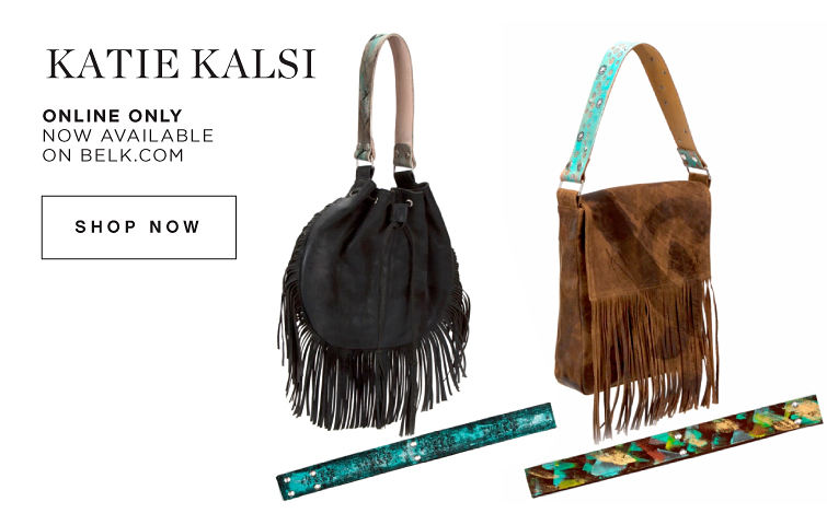 ONLINE ONLY KATIE KALSI NOW AVAILABLE ON BELK.COM | SHOP NOW