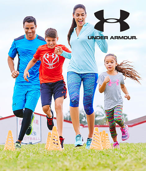 UNDER ARMOUR®