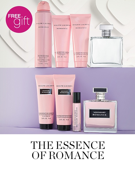 FREE gift | THE ESSESENCE OF ROMANCE