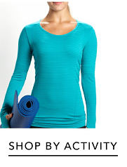 Shop by Activity