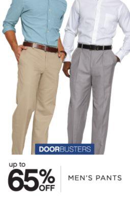 DOORBUSTERS | up to 65% OFF | MEN'S PANTS
