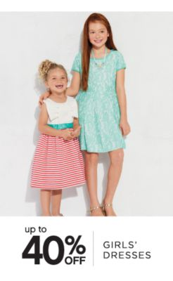up to 50% OFF | GIRLS' DRESSES