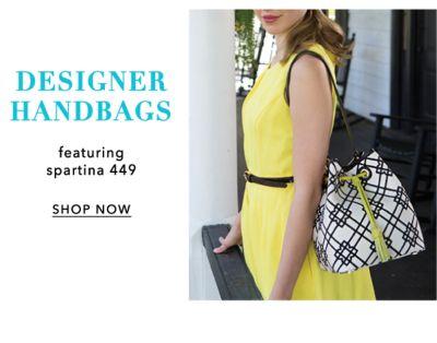 Designer Handbags, featuring spatina 449. Shop Now.