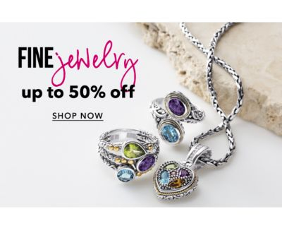 Fine Jewelry - Up to 50% off. Shop Now.