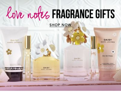 Love Notes - Fragrance Gifts. Shop Now.