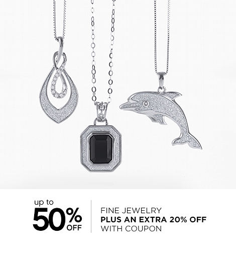 up to 50% OFF | FINE JEWELRY PLUS AN EXTRA 20% OFF WITH COUPON