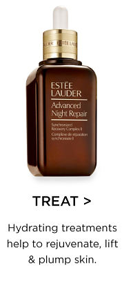 Treat | Hydrating treatments help to rejuvenate, lift & plump skin.