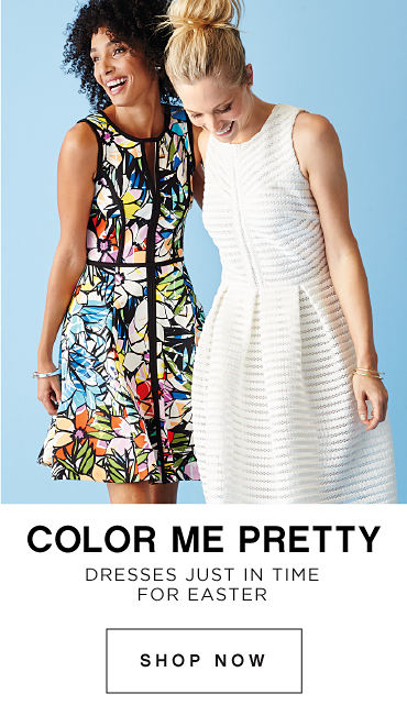 Color Me Pretty | Dresses Just In Time For Easter - Shop Now