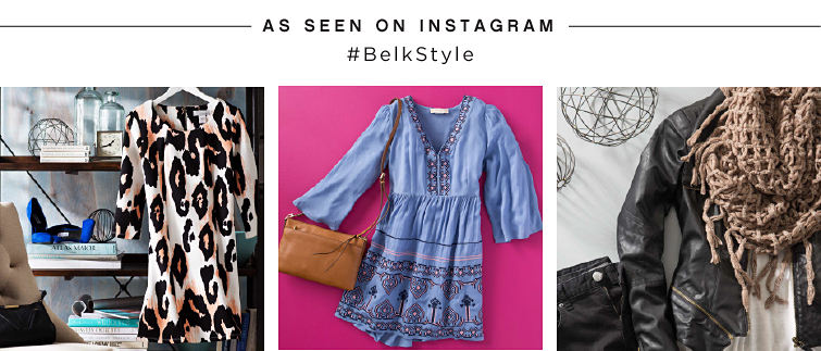 As seen on instagram | #BelkStyle