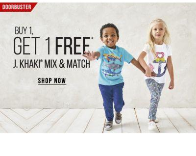 DOORBUSTER - Buy 1, Get 1 Free* J. Kahaki Mix & Match. Shop Now.