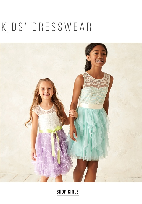 Up to 40% off Kids' Dresswear - Shop Girls
