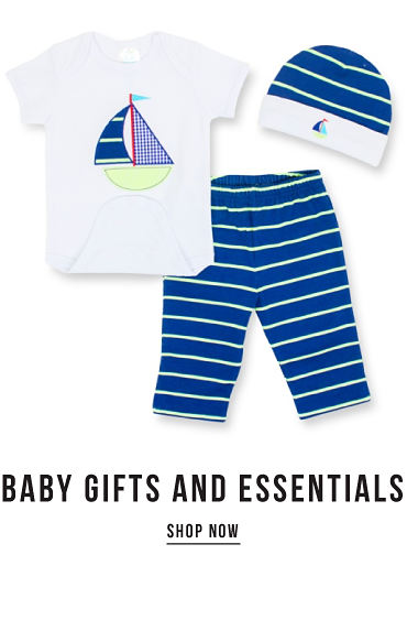 Baby gifts and Essentials. Shop Now.