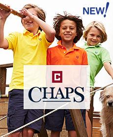 New! Chaps