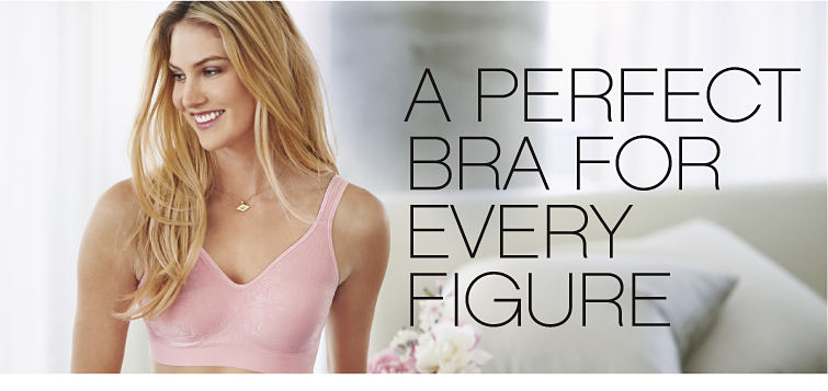 A Perfect Bra for Every Figure
