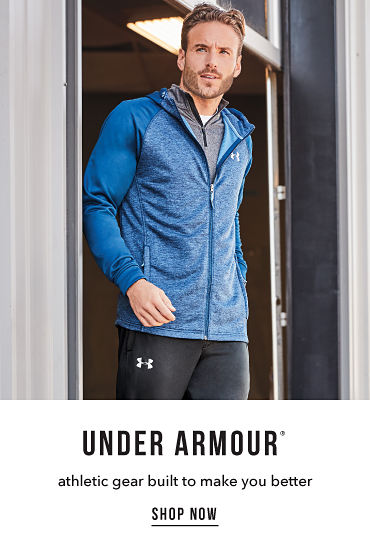 Under Armour registered trademark. Athletic gear built to make you better. Shop now