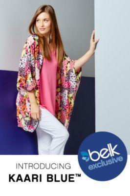 INTRODUCING KAARI BLUE™ belk exclusive