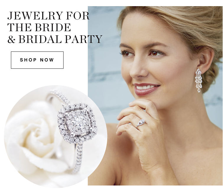 JEWELRY FOR THE BRIDE & BRIDAL PARTY | SHOP NOW