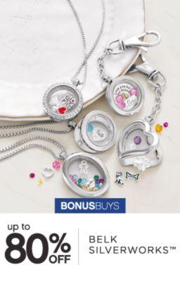 BONUSBUYS | up to 80% OFF BELK SILVERWORKS™