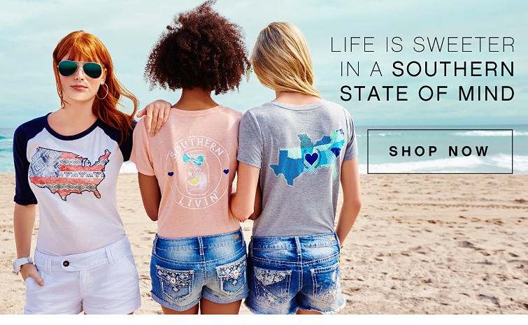 Life is sweeter in a Southern State of Mind | shop now