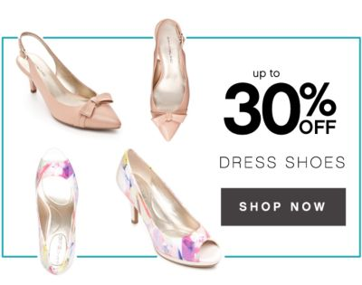 up to 30% OFF | DRESS SHOES | SHOP NOW
