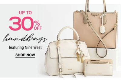Up to 30% off Handbags featuring Nine West - Shop Now