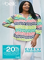 Curvy Spring Collection