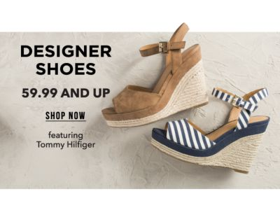 Designer Shoes - 59.99 and up, featuring Tommy Hilfiger. Shop Now.